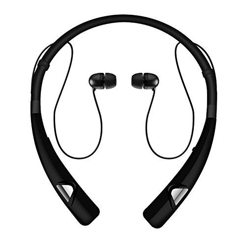 Bluetooth Headphones Wireless Neckband Cancelling