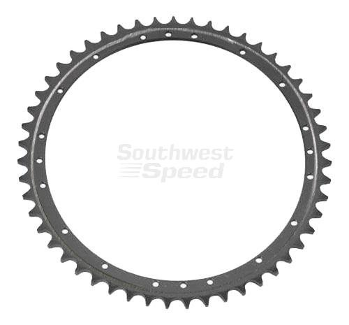 Sportster Chain Conversion - 9