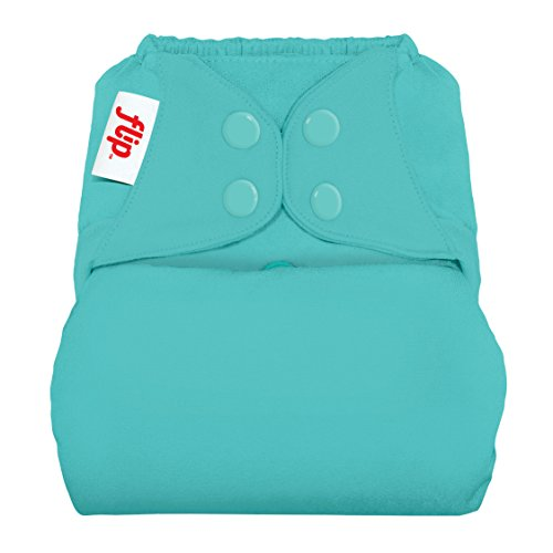 Flip: One-Size Snap Closure Diaper Cover - Mirror