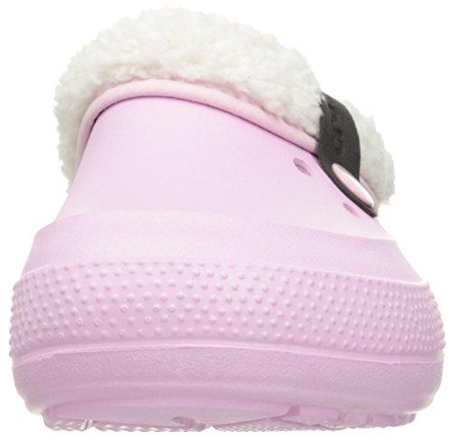 Adulte oatmeal ballerina Sabots Rose Classic Mixte Crocs Blitzen Pink Clog Ii vFxYqO