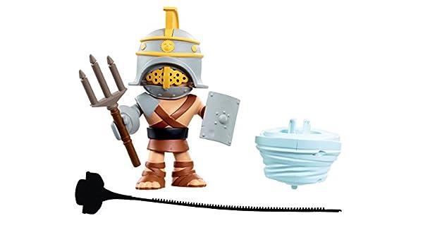Figura Mundial de Guerreros Crixus Acción: Amazon.es ...