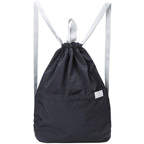 Drawstring Bags, Unisex Drawstring Bag, Rainproof Nylon Draw