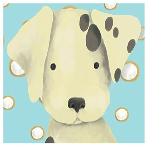 Oopsy Daisy Radley The Dalmatian Stretched Art, 21 x 21'' by Oopsy Daisy