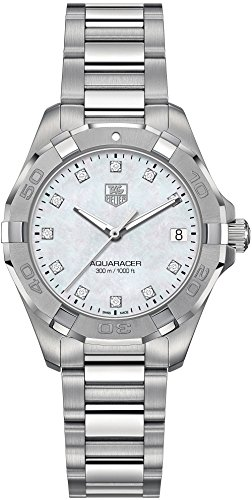 tag-heuer-womens-way1313ba0915-aquaracer-diamond-accented-stainless-steel-watch