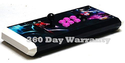 Decapre All Sanwa original Long ABS arcade FightStick Ultra Street Fighter 4 IV