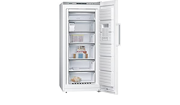 Siemens iQ500 GS51NAW45 Independiente Vertical 286L A+++ Blanco ...