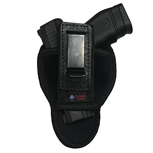 COMPATIBLE WITH SIG SAUER P250 SUBCOMPACT CONCEALED IWB HOLSTER - MADE IN U.S.A. (Best Holster For Sig Sauer P250 Subcompact)