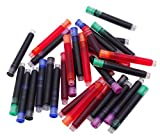 30 PCS Jinhao Fountain Pen Ink Cartridges 6