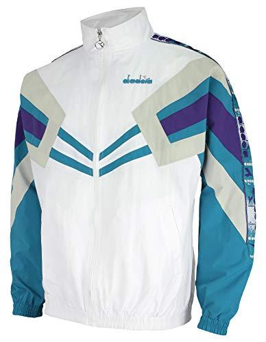 Diadora Men's MVB Wind Full Zip Jacket
