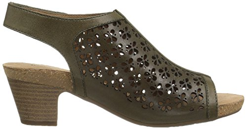 Seibel 33 Olive Ruth Josef Sandal Platform Dress Women's tdqxUFz