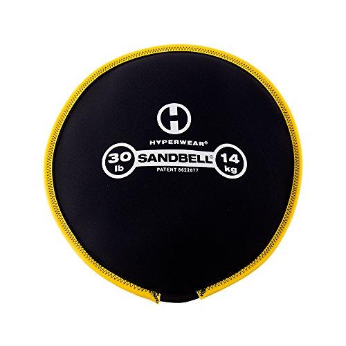Hyperwear SandBell Sandbag Training Free Weight (Pre filled) (30)