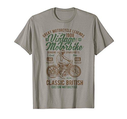 British Motorcycle T Shirts - 6