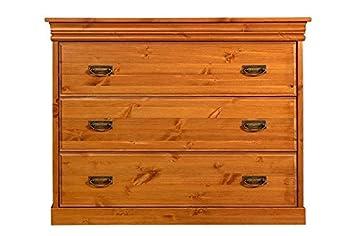 Pack dormitorio estilo industrial madera natural (Oración ...