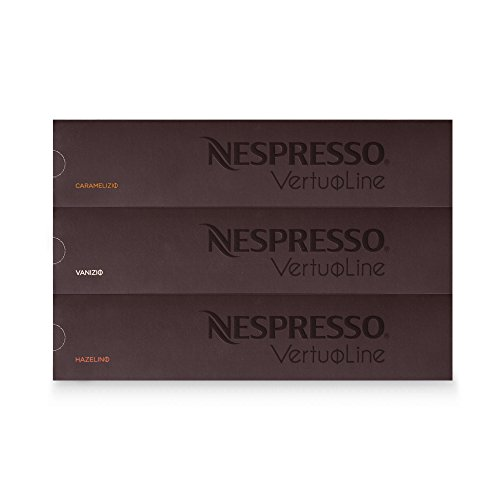 Nespresso Vertuoline Flavored Assortment, 10 Count (Pack of 3) by Nespresso (Image #3)