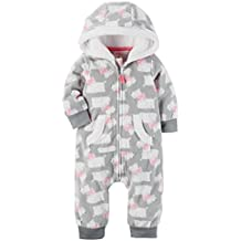 Carters Baby Girls 1 Pc 118g637 (12 Months, Dogs)