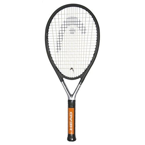 HEAD Ti.S6 Tennis Racquet, Strung, 4 5/8 Inch Grip