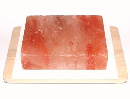 Ladrillos de sal del Himalaya para tostar, incluye bandeja ...