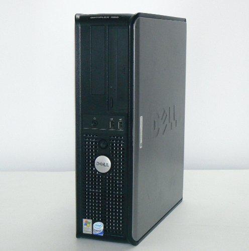 Dell Optiplex GX745 Fast Intel Pentium 4 3.0 GHz, Plenty 80GB HDD Storage, Fast 2 GB DDR2 RAM, Gigabit Network Card, Windows XP Pro (Dell Gx745 Tower)