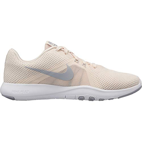 801 8 Chaussures Multicolore Flex Grey guava pure Trainer wolf Femme Platinum Running Ice Nike Compétition W De AtIqaa