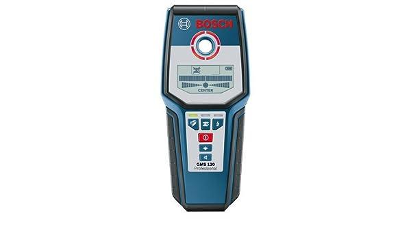 Bosch XS-ProSPEC GMS 120 Escáner de pared, detector de cables, metal y madera: Amazon.es: Bricolaje y herramientas