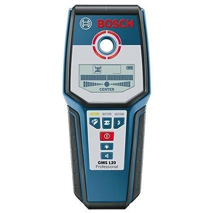 Bosch XS-ProSPEC GMS 120 Escáner de pared, detector de cables,