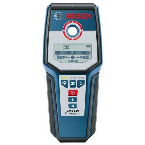 Bosch XS-ProSPEC GMS 120 Esc/áner de pared detector de cables metal y madera