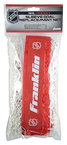 - Franklin Sports Hockey Replacement Net - NHL - for Sleeve Goals