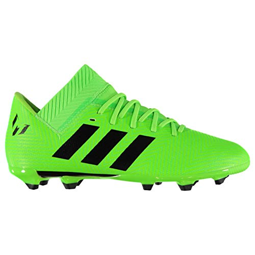 Verde Bambini Nemeziz – Calcio Fg 18 Adidas Messi Scarpe J Negbás Unisex Da 3 000 versol 7qwdSSP