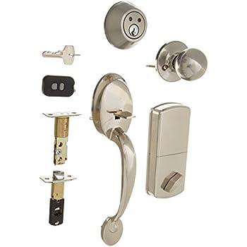 Milocks Bwf 02sn Digital Deadbolt Door Lock And Passage