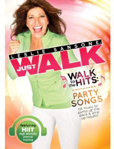 Leslie Sansone: Walk To The Hits Party Songs (Exercise To Burn 500 Calories A Day)