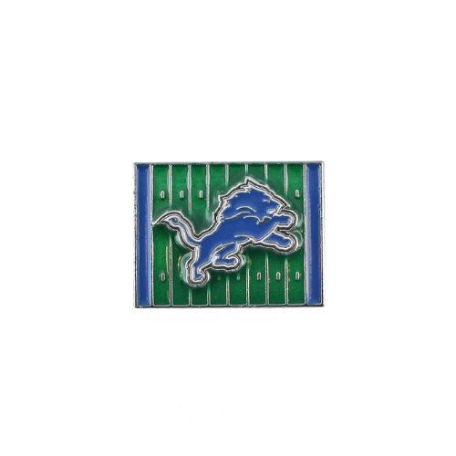 NFL Detroit Lions Yardage Pin Detroit Lions Football Pin