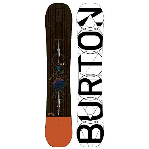 Burton Custom Flying V Wide Snowboard Mens