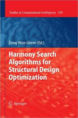 Book Harmony Search Algorithms for Structural Design Optimization (Studies in Computational Intelligence)