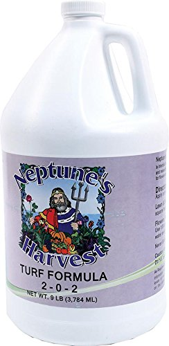 Neptune's Harvest TF191 Turf Fertilizer, 9 LB