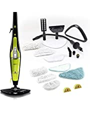 H2O HD Steam Cleaner - Kills 99.9% of Bacteria Without Cleaning Chemicals