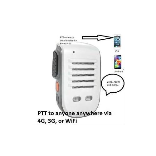 high-quality NEXTAV H2 Wireless Bluetooth PTT Push To Talk Speaker