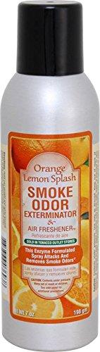 Smoke Odor Exterminator AX-AY-ABHI-27443 7 Oz Orange Lemon Splash