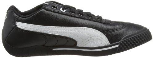 PUMA Speed Cat 2.9 Lo Jr - Zapatillas deportivas para exterior de material sintético infantil negro - Schwarz/black-white