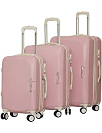 Amazon.com: Pinks - Luggage Sets / Luggage: Clothing, Shoes & Jewelry