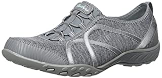 Skechers Sport Women's Breathe Easy Fortune Fashion Sneaker,Charcoal,7.5 M US (B00SA4SB9K) | Amazon price tracker / tracking, Amazon price history charts, Amazon price watches, Amazon price drop alerts