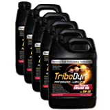 engine oil 5w30 quarts - TriboDyn 5W30 Fully Synthetic Ultra Premium Engine Oil - 5 US Quarts - Lowers Operating Temps-Increases Horsepower-Reduces Engine Noise