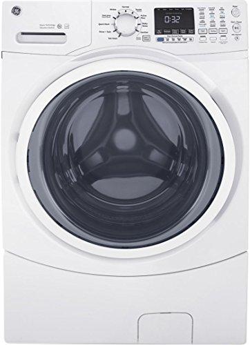 GE APPLIANCES GFW450SSMWW, White