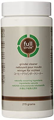 Full Circle Coffee Grinder Cleaner, 215 grams by Urnex by Full Circle