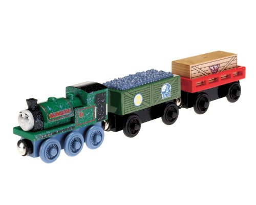 Fisher-Price Thomas & Friends Wooden Railway, Peter Sam's Dynamite ()