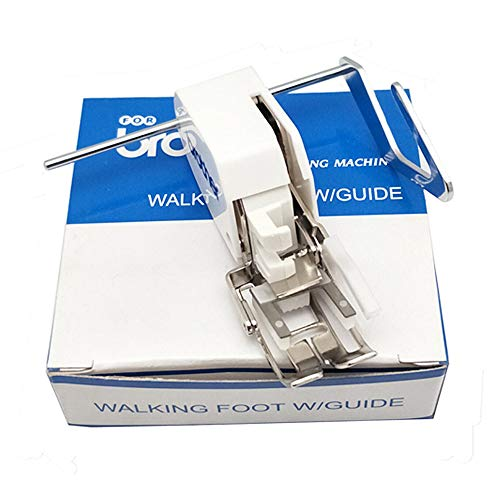 Great Deal! YEQIN Even Feed Walking Foot Sewing Machine Presser Foot SA140 for Brother Sewing Machin...