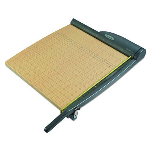 Large paper cutter amazon swingline paper trimmer cutter guillotine 18 cut length 15 sheet capacity classiccut pro 9118 malvernweather Gallery