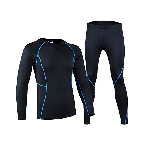 BUMOVE Thermal Underwear Cycling Compression product image