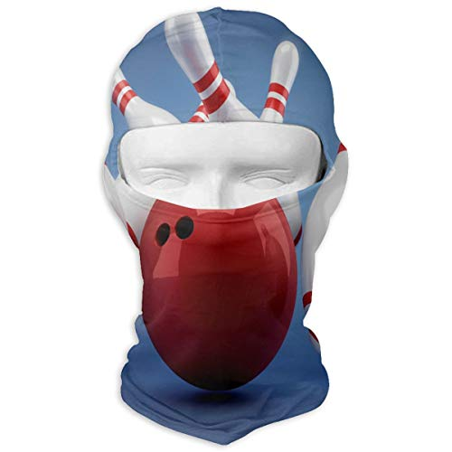 Balaclava Senior High Bowling Amazing Ski and Winter Sports Headwear Skiing for ()