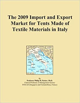 The 2009 Import and Export Market for Tents Made of Textile Materials in Italy