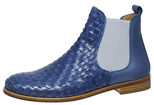 Boots Blue Women Gallucci Indigo For Oqw1af